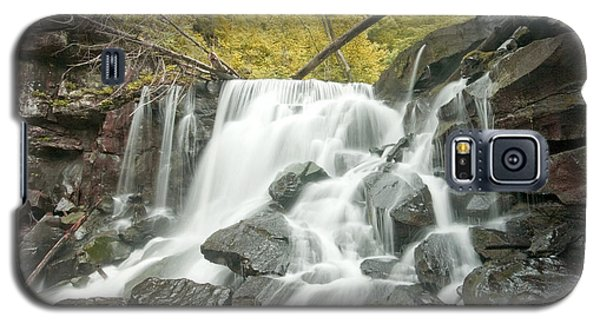 West Virginia Waterfall Galaxy S5 Case by Robert Camp