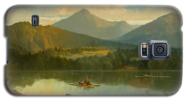Western Landscape Galaxy S5 Case by John Mix Stanley