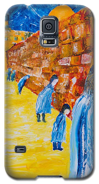 Western Wall Galaxy S5 Case