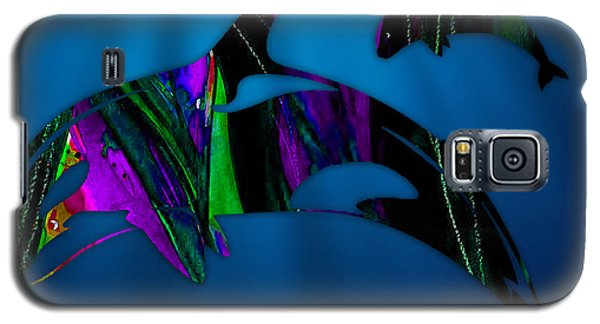 Whales Galaxy S5 Case