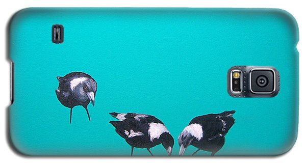 What About Me Galaxy S5 Case by Jan Matson
