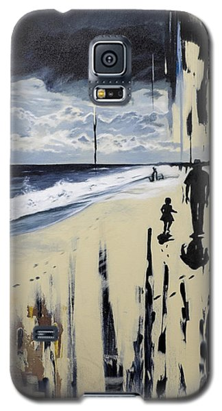 What Tides Cant Wash Away Galaxy S5 Case
