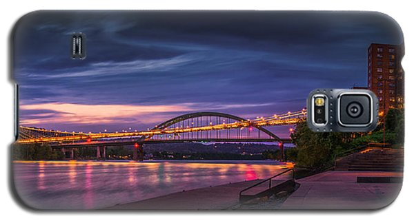 Wheeling Suspension Bridge  Galaxy S5 Case