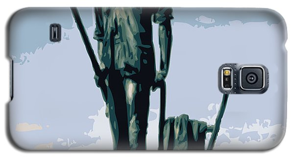 Galaxy S5 Case featuring the digital art Where It All Began by Megan Dirsa-DuBois