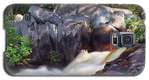 Where Tranquil Waters Run Galaxy S5 Case