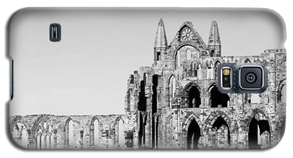 Whitby Abbey Panorama Galaxy S5 Case