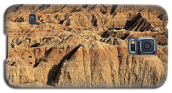 White River Valley Overlook Badlands National Park Galaxy S5 Case