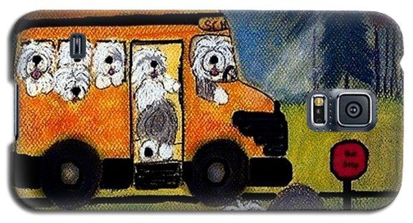 Wigglebottom Bus Galaxy S5 Case