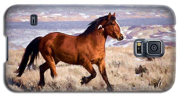 Eagle - Wild Horse Stallion Galaxy S5 Case