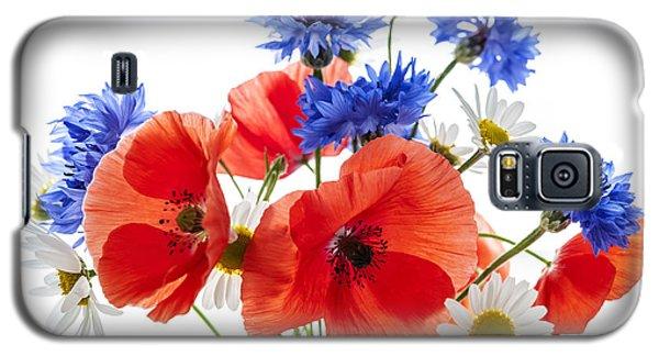 Wildflower Bouquet Galaxy S5 Case
