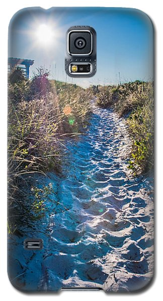 Wilmington Coastal Scene Wilmington North Carolina Galaxy S5 Case
