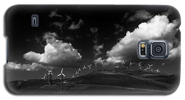 Windmill Electric Power Station Galaxy S5 Case