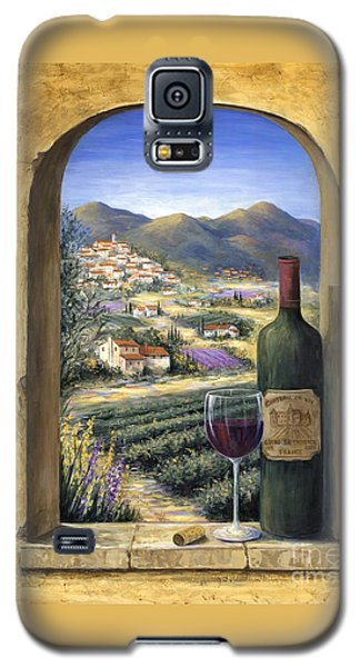 Wine And Lavender Galaxy S5 Case