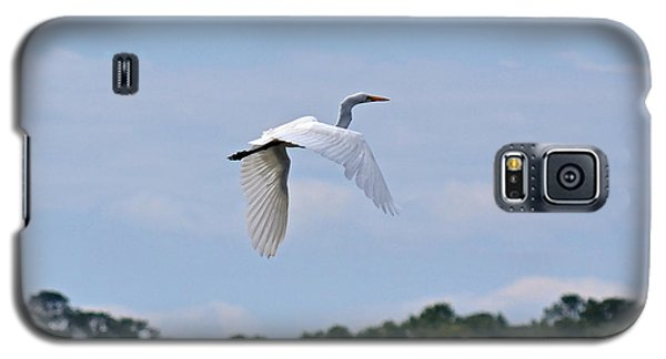Galaxy S5 Case featuring the photograph Wings II by Carol  Bradley