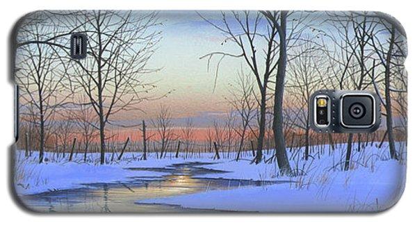 Winter Calm Galaxy S5 Case