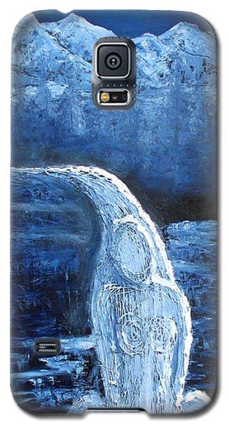 Winter Goddess Galaxy S5 Case