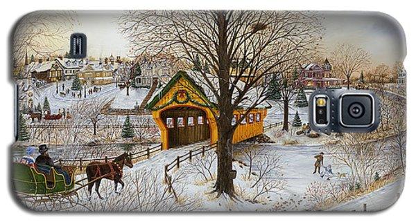 Winter Memories Galaxy S5 Case by Doug Kreuger