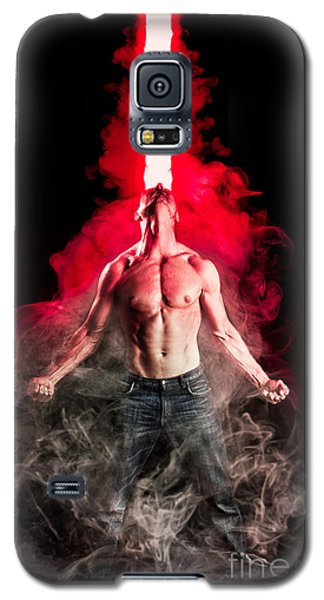 X-men Cyclops  Galaxy S5 Case by Jt PhotoDesign