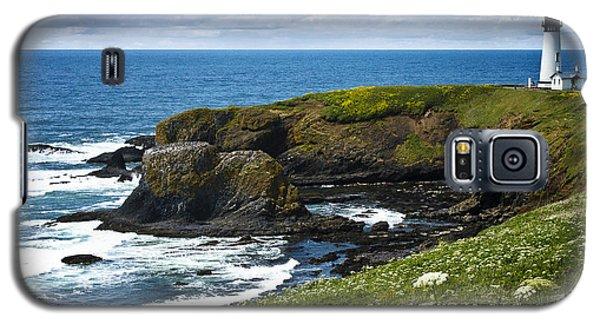 Yaquina Head Lighthouse Galaxy S5 Case
