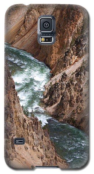 Yellowstone River Galaxy S5 Case