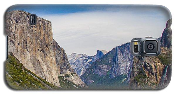 Yosemite Valley Galaxy S5 Case by Brian Williamson
