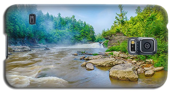Youghiogheny River A Wild And Scenic Galaxy S5 Case