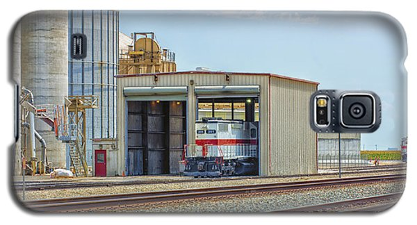 Foster Farms Locomotives Galaxy S5 Case