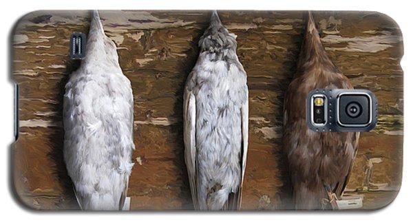 10. 3 Crows Galaxy S5 Case