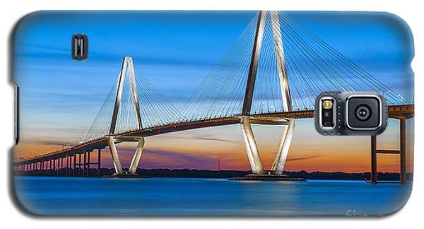 Charleston Arthur Ravenel Bridge Galaxy S5 Case