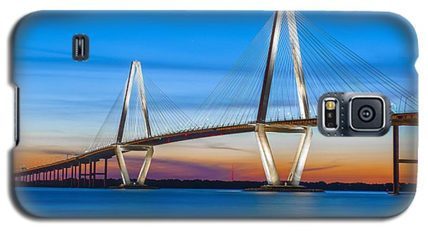 Charleston Arthur Ravenel Bridge Galaxy S5 Case