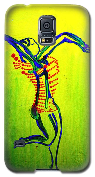 Dinka Dance - South Sudan Galaxy S5 Case