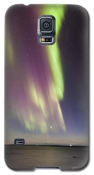 Northern Lights Iceland Galaxy S5 Case