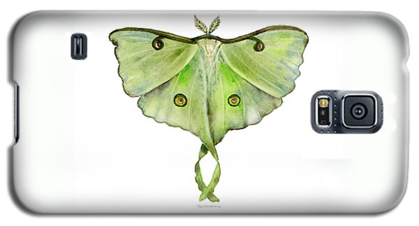 100 Luna Moth Galaxy S5 Case