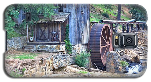 Sixes Mill On Dukes Creek - Square Galaxy S5 Case