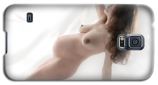 1061 Beautiful Pregnant Nude  Galaxy S5 Case