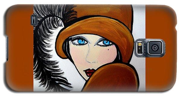 Art Deco  Gail Galaxy S5 Case