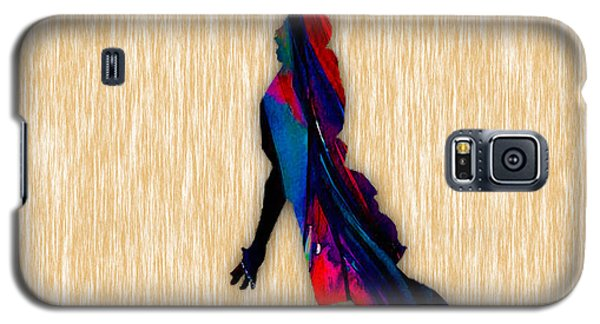 Basketball Galaxy S5 Case by Marvin Blaine