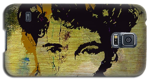 Bruce Springsteen Galaxy S5 Case by Marvin Blaine