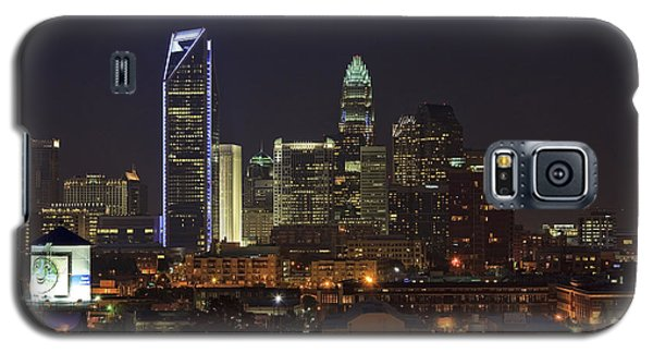 Charlotte Skyline Galaxy S5 Case