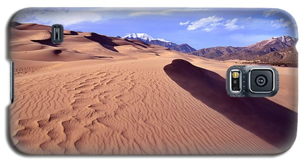 Great Sand Dunes Galaxy S5 Case