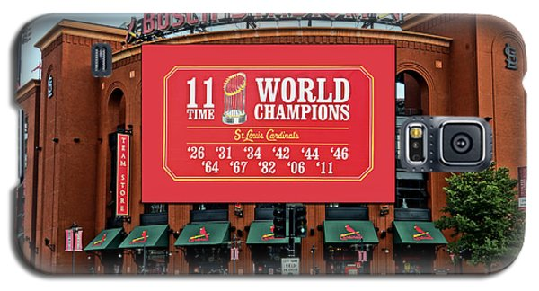 11 Time World Champion St Louis Cardnials Dsc01294 Galaxy S5 Case