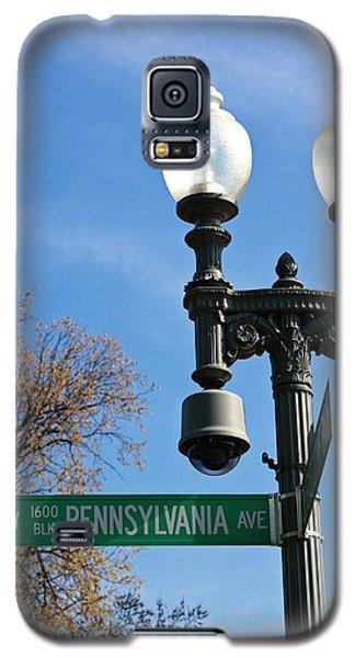 Usa, Washington, D Galaxy S5 Case by Jaynes Gallery