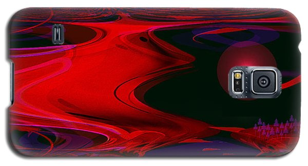 1137 - Parallel Universe Galaxy S5 Case by Irmgard Schoendorf Welch