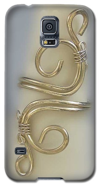 1153 Sterling Adjustable Ring Galaxy S5 Case