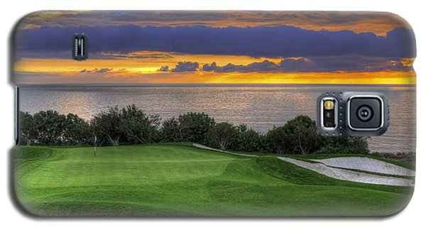 11th Green - Trump National Golf Course Galaxy S5 Case