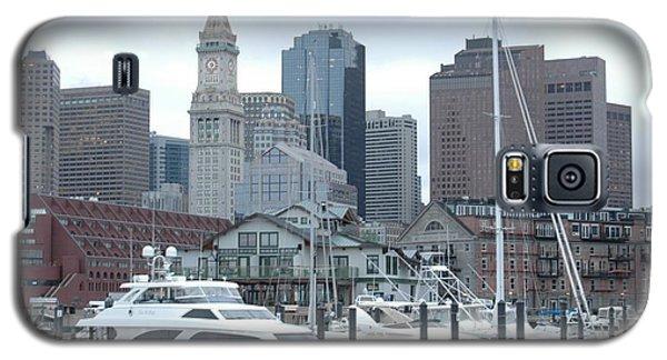 Boston Harbor Galaxy S5 Case