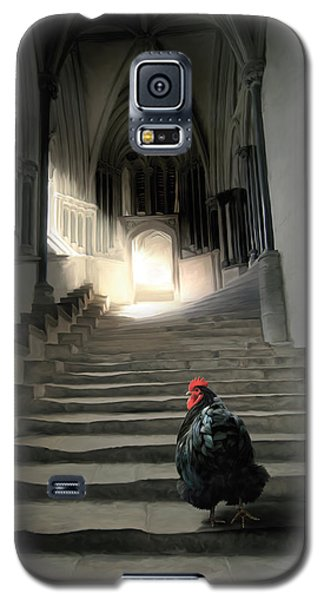 12. Lord Orp Galaxy S5 Case