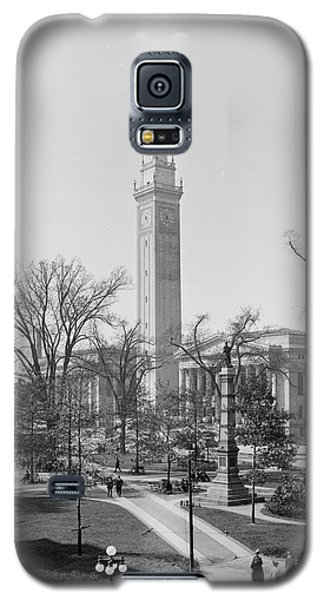 Galaxy S5 Case featuring the photograph Massachusetts Springfield by Granger