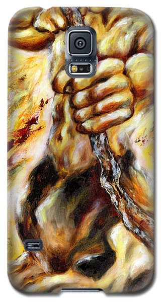 12 Signs Series Sagittarius Galaxy S5 Case