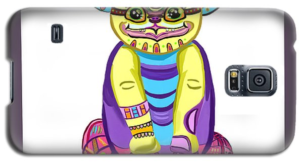 Cat Galaxy S5 Case by Bogdan Floridana Oana